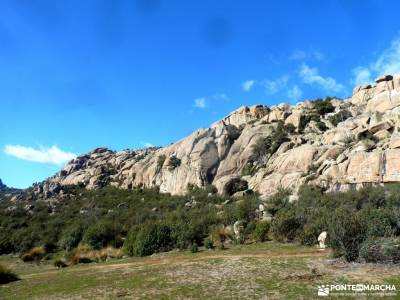 Gran Cañada-Cordel la Pedriza; senderismo en cuenca viajes toledo turismo en peñafiel montaña cer